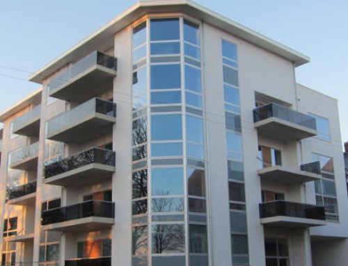 Nye etageejendomme på Havnegade 17